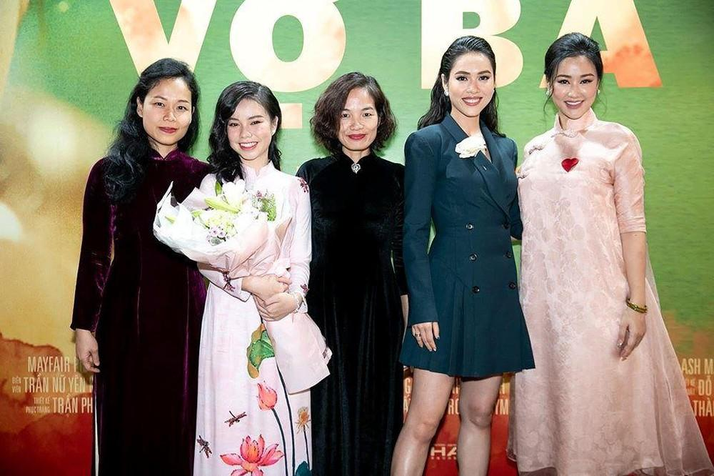 Bức xúc vì phim Vợ ba bị dừng chiếu, Á hậu Hoàng My chê bai khán giả Việt dân trí chưa đủ tầm-2