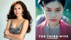 Bức xúc vì phim 'Vợ ba' bị dừng chiếu, Á hậu Hoàng My chê bai khán giả Việt 'dân trí chưa đủ tầm'