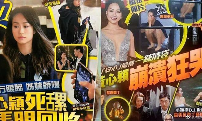 Á hậu Hong Kong khoe ảnh vui vẻ ở Mỹ sau clip ngoại tình trên taxi-2