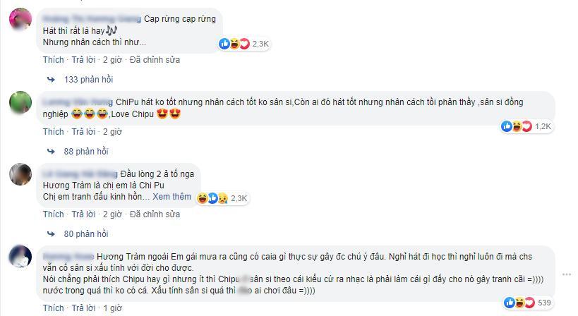 Chia tay showbiz nhưng ngầm đá đểu Chi Pu, Hương Tràm bị anti-fan mỉa mai trầm cảm gì mà vẫn khẩu nghiệp-4