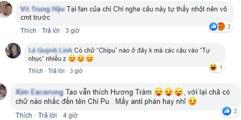 Chia tay showbiz nhưng ngầm đá đểu Chi Pu, Hương Tràm bị anti-fan mỉa mai trầm cảm gì mà vẫn khẩu nghiệp-5