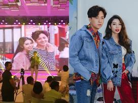 Ngô Kiến Huy hát live hit cũ cực ngọt, bất ngờ 'chạm mặt' Khổng Tú Quỳnh trong hoàn cảnh không thể éo le hơn!