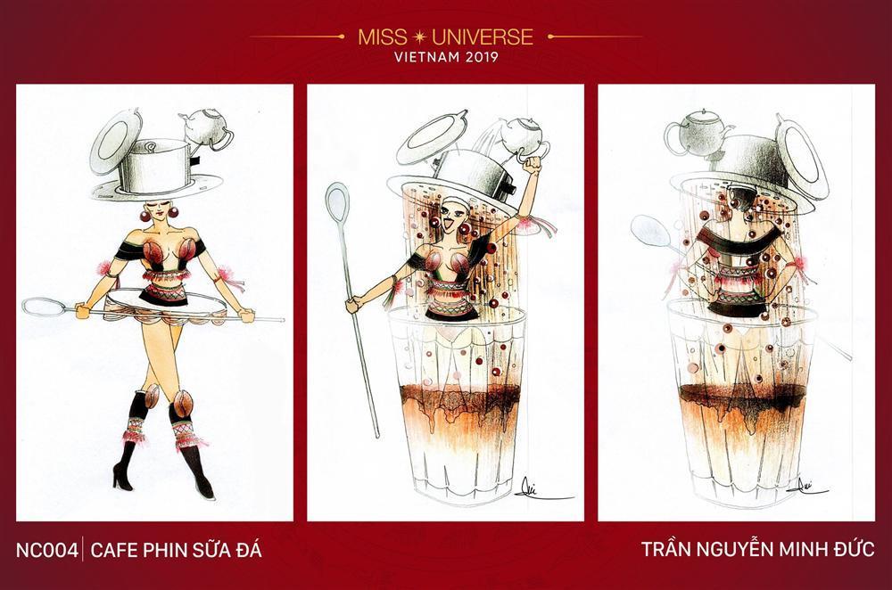 Ngỡ ngàng trước hàng loạt ý tưởng độc đáo cho quốc phục của Hoàng Thùy tại Miss Universe 2019-3