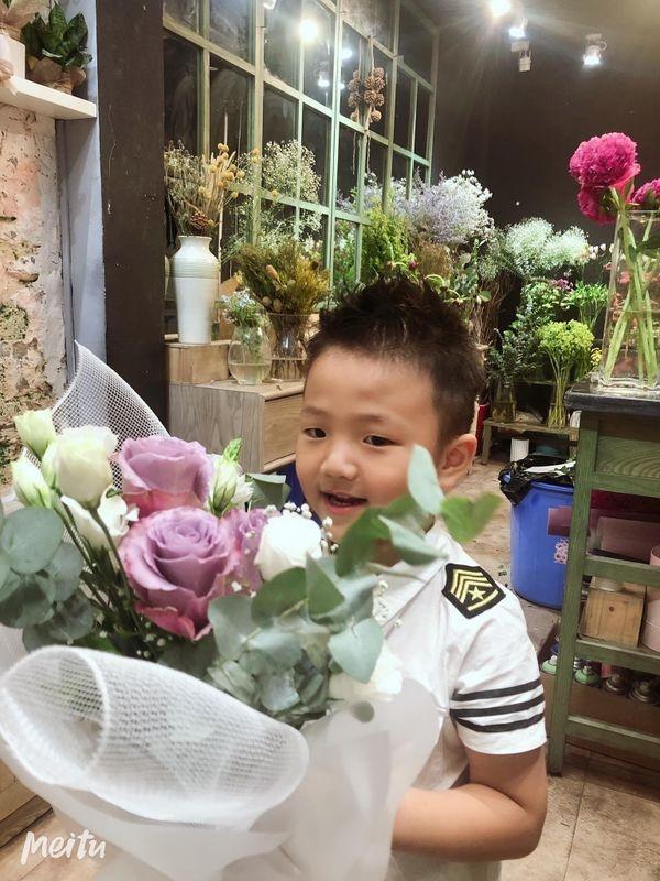 Chí Nhân bỗng nhắc đến Thu Quỳnh trong sinh nhật con trai khiến khán giả bất ngờ-1