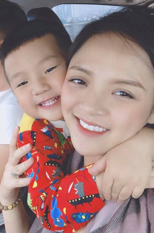 Chí Nhân bỗng nhắc đến Thu Quỳnh trong sinh nhật con trai khiến khán giả bất ngờ-2