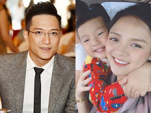 Chí Nhân bỗng nhắc đến Thu Quỳnh trong sinh nhật con trai