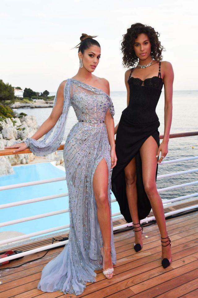 Ngắm đầm xuyên thấu đẹp mê hồn của Hoa hậu Hoàn vũ tại Cannes, lại phải nể sự táo bạo bất chấp của Ngọc Trinh-7