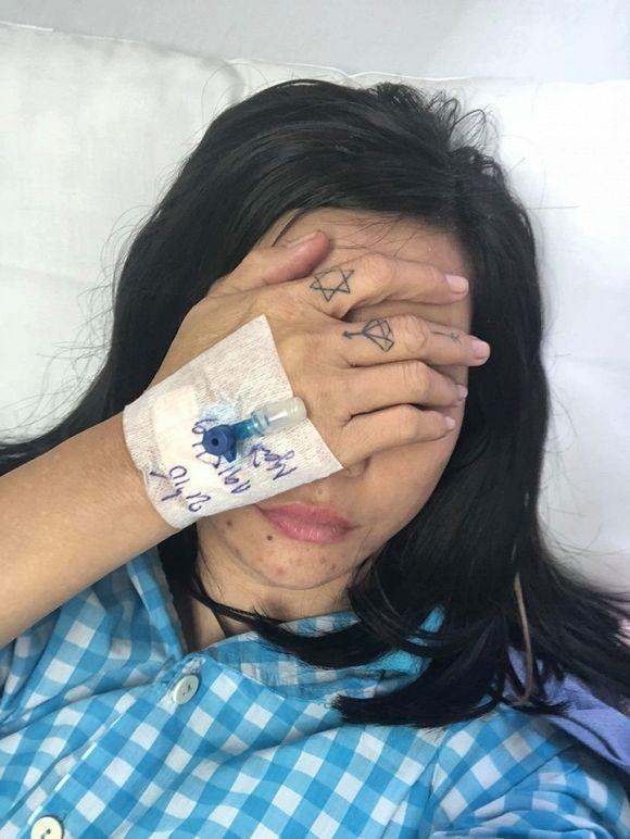 Loạt sao Việt nhập viện vì chạy show, đuối sức khiến fan lo lắng-1