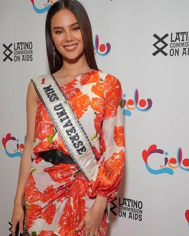 Bản tin Hoa hậu Hoàn vũ 23/5: Hoàng Thùy lên đồ xuất sắc, bất ngờ chặt đẹp đối thủ người Mỹ-6