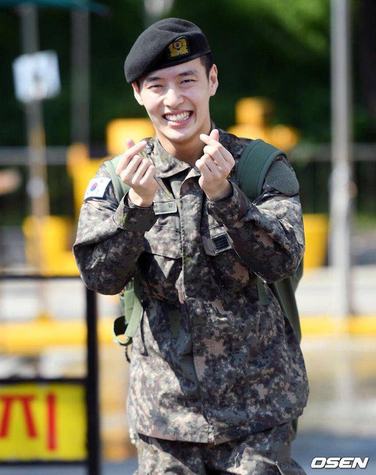 Mỹ nam Lee Dong Wook gây hoang mang với thân hình phát tướng 86 kg-5
