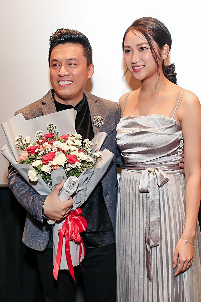 Bà xã Lam Trường: Trước ngày cưới, tôi rất tủi thân khi nghĩ chồng mình từng có một đời vợ-2