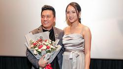 Bà xã Lam Trường: 'Trước ngày cưới, tôi rất tủi thân khi nghĩ chồng mình từng có một đời vợ'