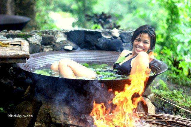 Tắm vạc dầu, trải nghiệm khó quên ở Philippines-2