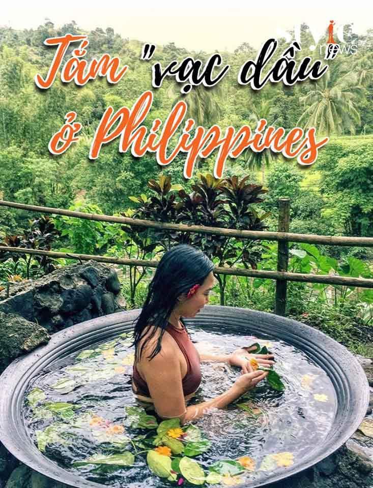 Tắm vạc dầu, trải nghiệm khó quên ở Philippines-4