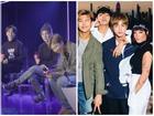 Hai thành viên BTS bị chê nhảy kém trên chương trình radio Mỹ