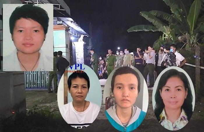 Phê chuẩn quyết định khởi tố 4 bị can giết người, phi tang xác ở Bình Dương-1