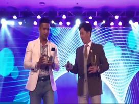 Trương Thế Vinh, Ngô Kiến Huy lần đầu song ca 'Tình yêu hoa gió'