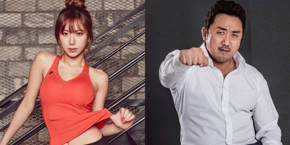 Tài tử Train to Busan Ma Dong Seok chuẩn bị kết hôn với người tình sexy kém 17 tuổi-1