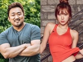 Tài tử 'Train to Busan' Ma Dong Seok chuẩn bị kết hôn với người tình sexy kém 17 tuổi