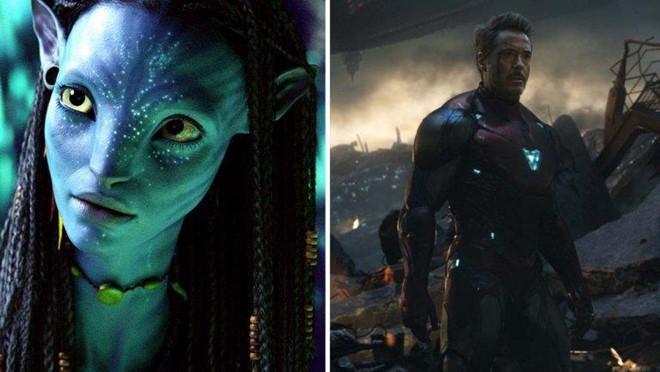 'Avengers: Endgame' có thể cần chờ hết mùa hè để hạ bệ 'Avatar'-1