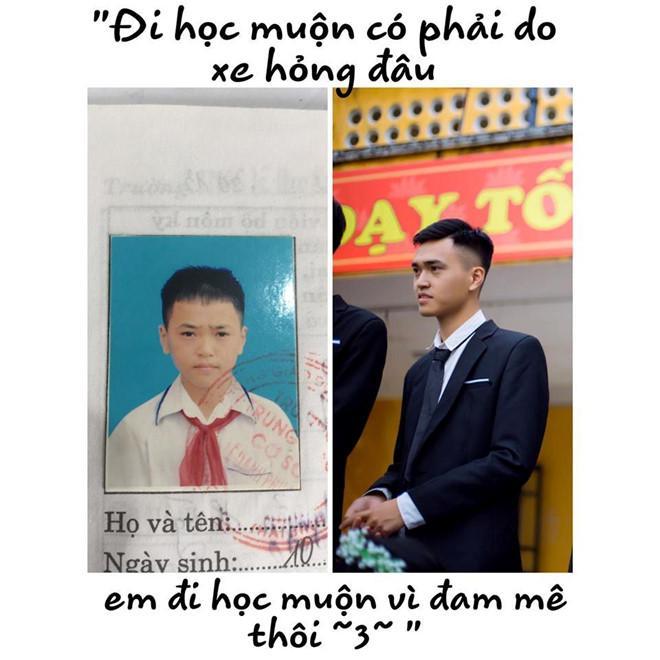 Dân mạng bật cười với bộ ảnh dậy thì thành công của teen Thái Bình-6
