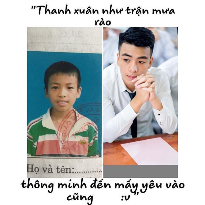 Dân mạng bật cười với bộ ảnh dậy thì thành công của teen Thái Bình-7