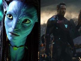 'Avengers: Endgame' có thể cần chờ hết mùa hè để hạ bệ 'Avatar'