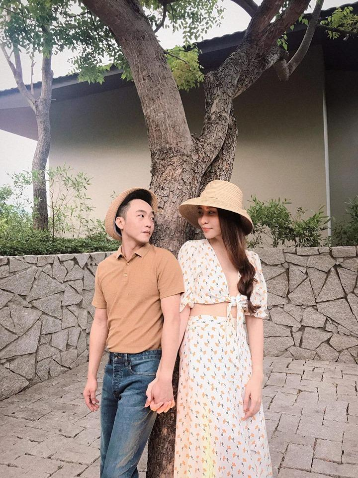 Không cần chờ đợi nữa, Đàm Thu Trang chính thức hé lộ hình ảnh mặc váy cưới đẹp tinh khôi-4