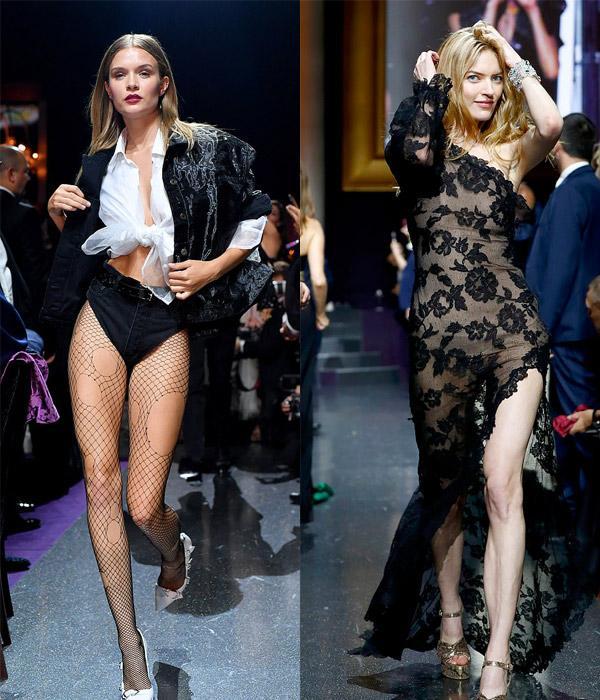 Dàn siêu mẫu thác loạn nhiệt tình trong tiệc thời trang hậu Cannes-10