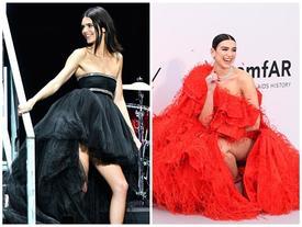 Dàn siêu mẫu 'thác loạn' nhiệt tình trong tiệc thời trang hậu Cannes