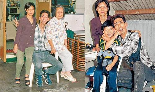 Đời bi kịch của tài tử TVB cao gần 2m: Bị lừa đóng phim cấp 3, không có tiền làm ma chay cho mẹ-4