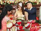 Lại thêm một đám cưới có của hồi môn khủng: 'Tính vội' tiền vàng cũng bằng cả gia tài