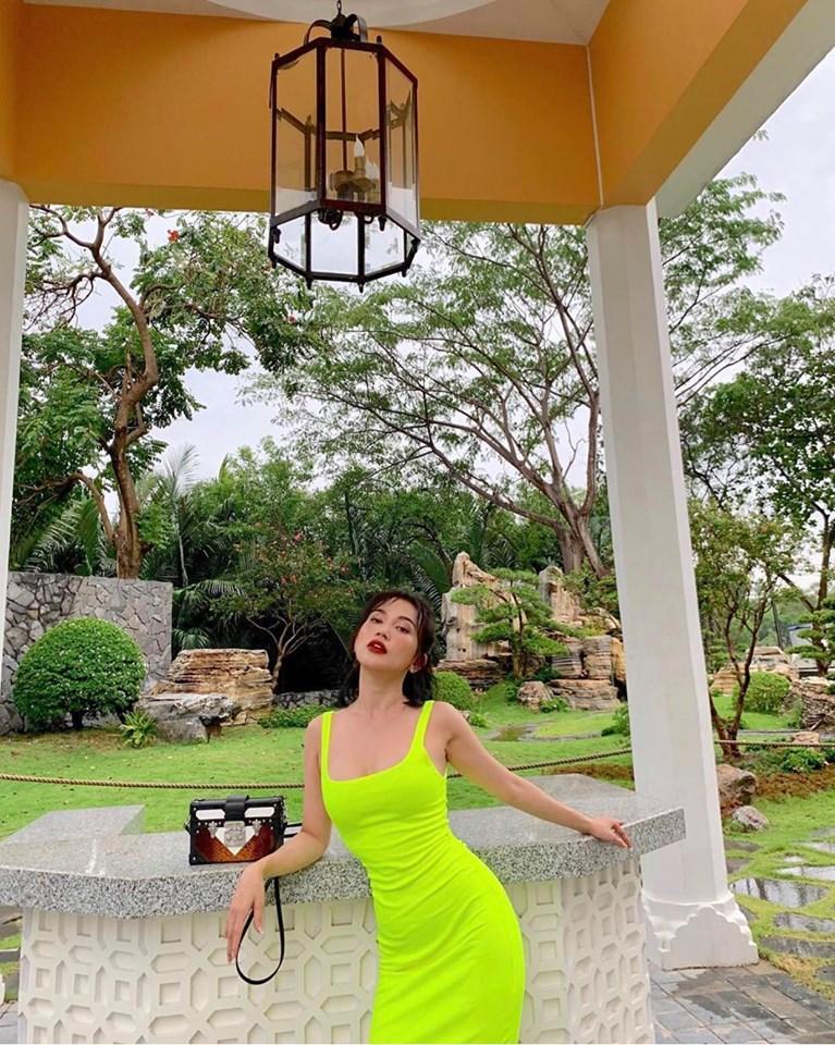 Lại thêm một kiều nữ showbiz Việt chứng minh có được vòng eo 56cm-1