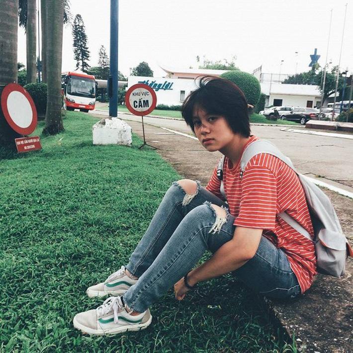 Ánh Dương - Cô em út Về nhà đi con sở hữu phong cách thời trang siêu cá tính từ phim ra ngoài-9