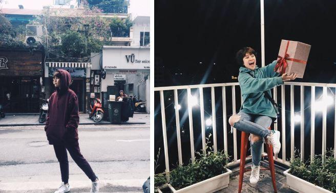 Ánh Dương - Cô em út Về nhà đi con sở hữu phong cách thời trang siêu cá tính từ phim ra ngoài-14