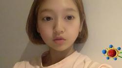 Park Shin Hye khoe ảnh trẻ thơ mặt búng ra sữa nhưng sự thật lại khiến ai nấy 'ngã ngửa'