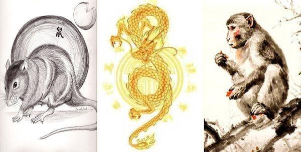 4 cụm con giáp tam hợp lấy nhau sẽ hạnh phúc suốt đời, thu hết tài lộc trong thiên hạ-1