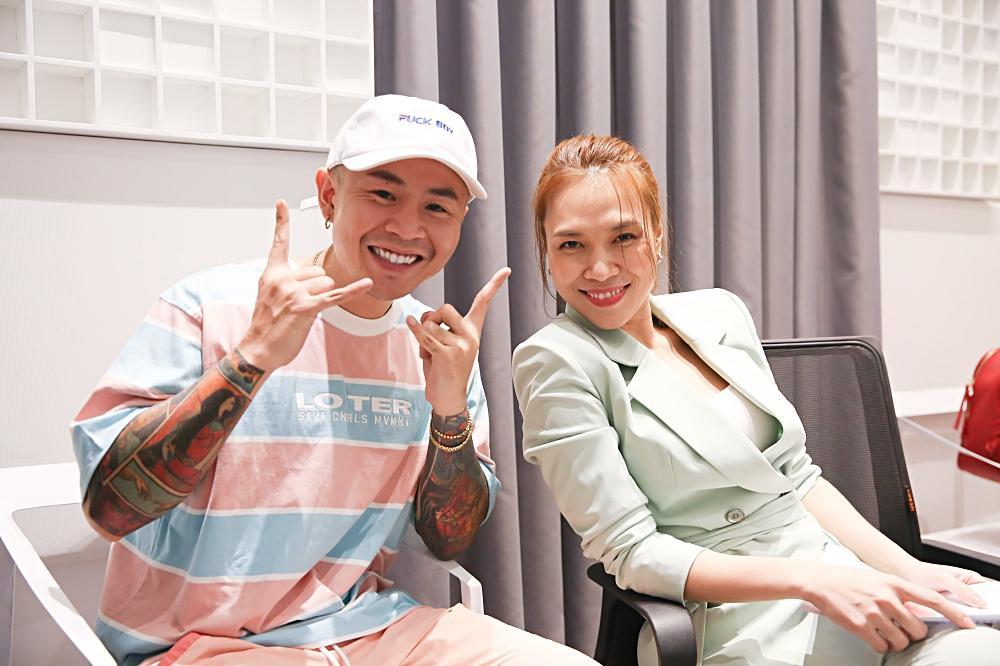 Mỹ Tâm cùng Binz tung MV nhạc phim Chị trợ lý của anh dành riêng cho hội FA-1