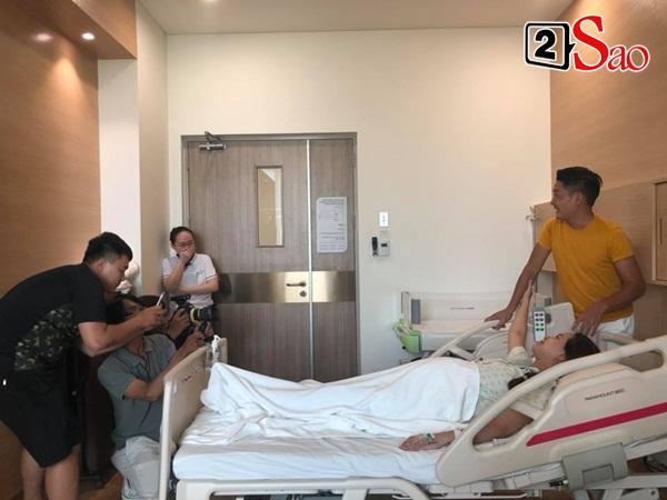 Nỗi sợ vỡ tử cung không còn khi Hải Băng đã chính thức hạ sinh con thứ ba cho ông xã Thành Đạt-2