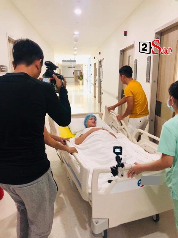 Nỗi sợ vỡ tử cung không còn khi Hải Băng đã chính thức hạ sinh con thứ ba cho ông xã Thành Đạt-3