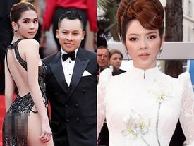 Lý Nhã Kỳ xem thường kẻ làm lố thảm đỏ Cannes, Ngọc Trinh làm thơ 'chuột - khỉ' gay gắt ẩn ý phản đòn