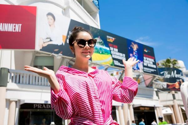 Lý Nhã Kỳ: Mặc hở hang quá lố ở Cannes là tự biến mình thành món giải trí-2