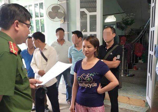 Vụ nữ sinh giao gà bị sát hại ở Điện Biên: Bà Trần Thị Hiền tóc bạc trắng sau 2 tuần bị bắt-1