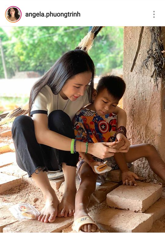 Từng bị lên án kịch liệt vì khoe thân phản cảm, Angela Phương Trinh bất ngờ khiến anti-fan quay đầu chỉ vì điều này-3