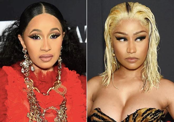 Miley Cyrus bị chế giễu thảo mai vì nói yêu Nicki Minaj nhưng lại thích nghe nhạc Cardi B-2