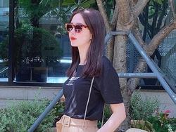 Lần hiếm hoi hoa hậu Đặng Thu Thảo 'thả thính' tình yêu ngọt ngào