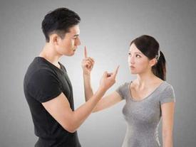 Phụ nữ thông minh không bao giờ nói 5 điều này khi giận chồng