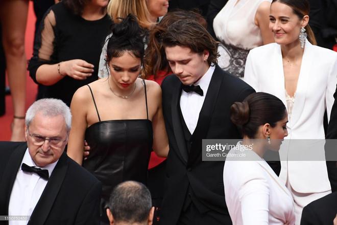 Con trai David Beckham và bạn gái gây gổ, khóc lóc ở Cannes-2