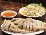 Đầu bếp cắt vịt quay Bắc Kinh đẹp mắt tại bàn thế nào?-1