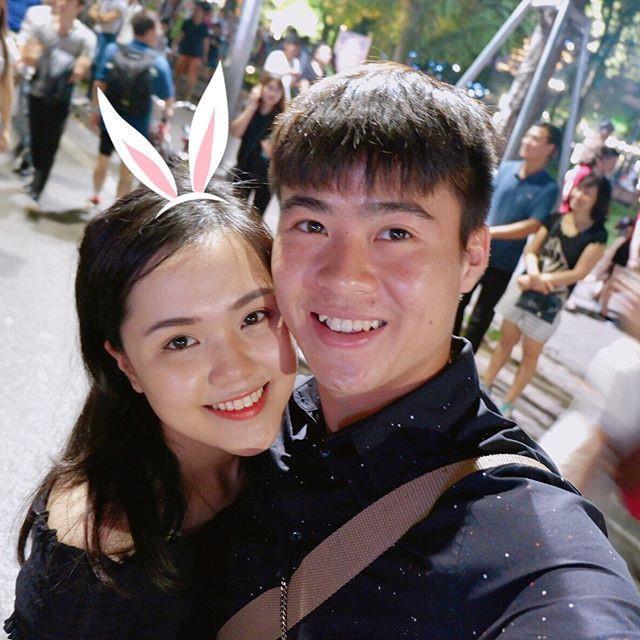 Hạnh phúc như Văn Lâm, Duy Mạnh khi được bạn gái hết lòng chăm sóc-5
